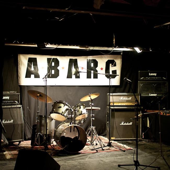 Soirée de fin d'année à l'ABARC Vernier – juin 2011