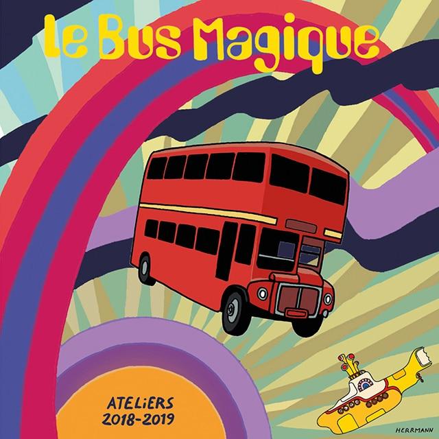 Le CD 2019 du Bus Magique